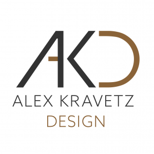 Alex Kravetz Design Logo