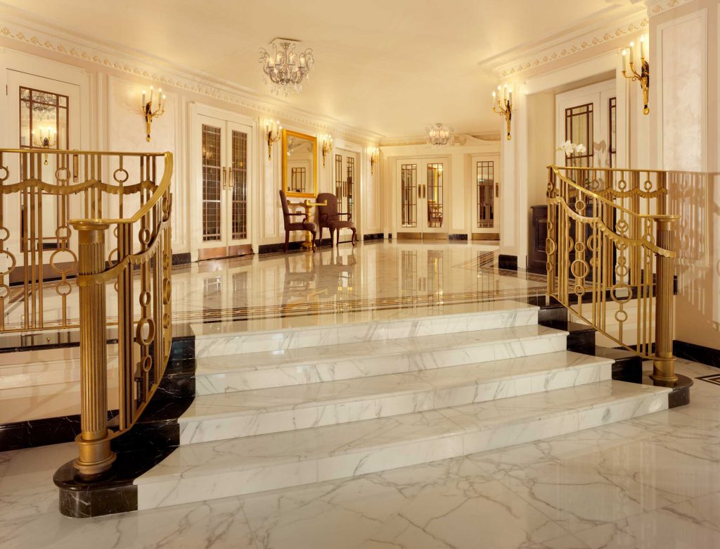 The Dorchester Hotel | Alex Kravetz Design