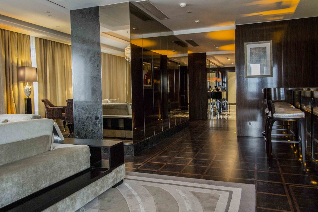 Intercontinental Moscow | Alex Kravetz Design