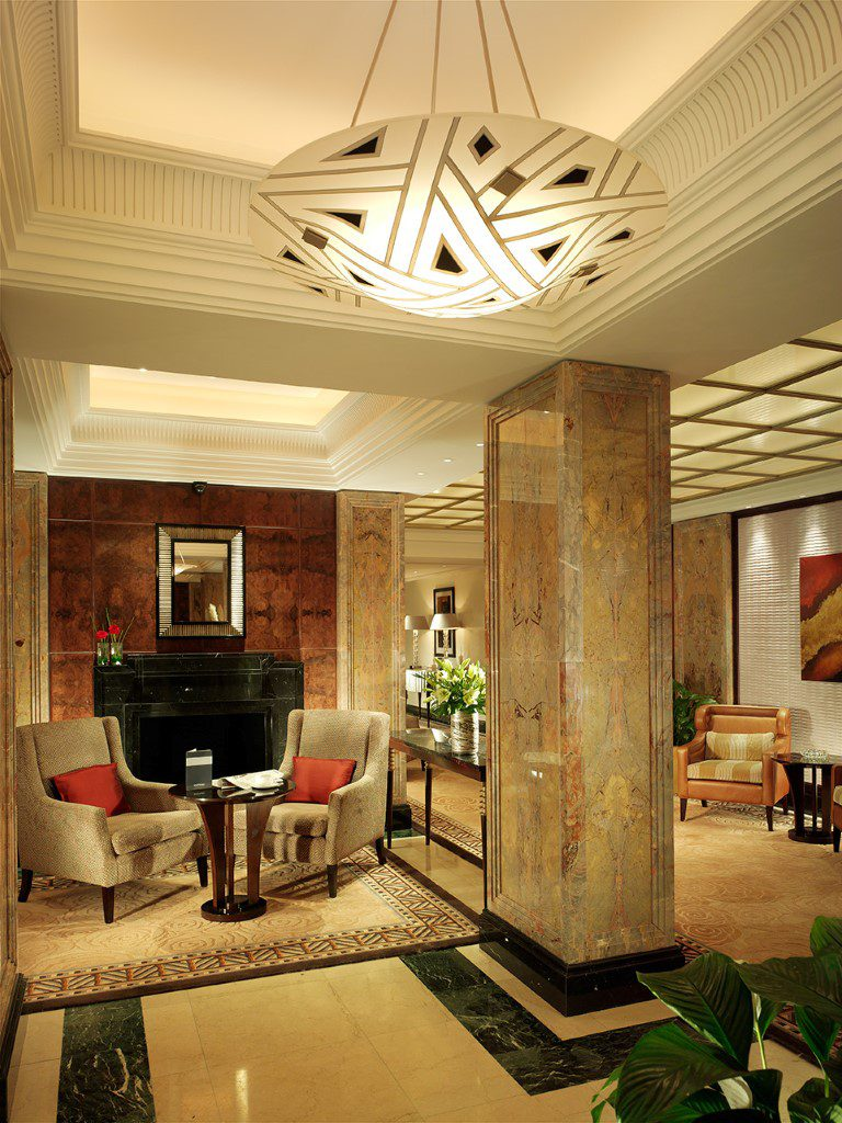 The Westbury Mayfair | Alex Kravetz Design