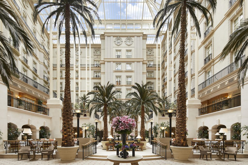 The Landmark Hotel | Alex Kravetz Design