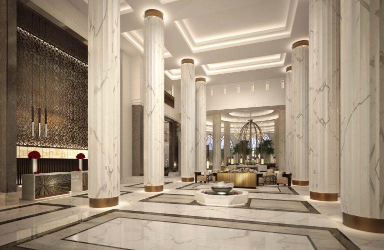 Hilton Muscat | Alex Kravetz Design