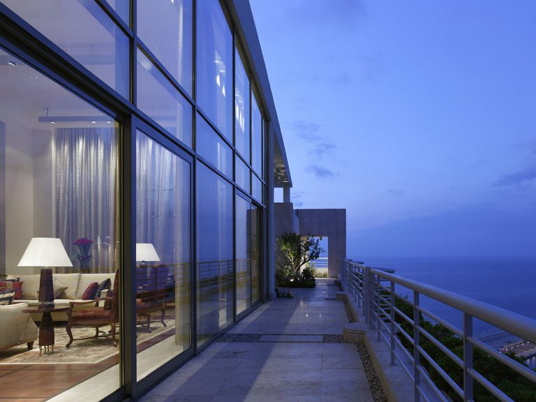 Intercontinental Phoenicia | Alex Kravetz Design