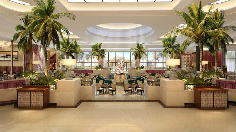 Sheraton Oman | Alex Kravetz Design