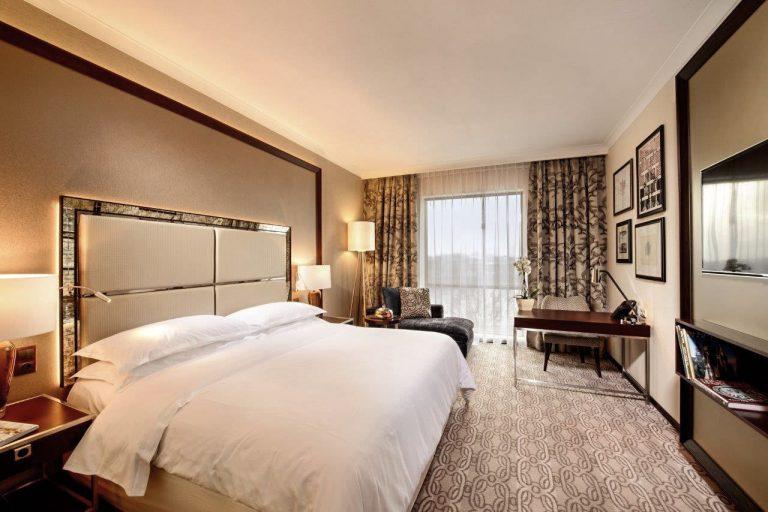 Premium Room at the Sheraton Grand Krakow