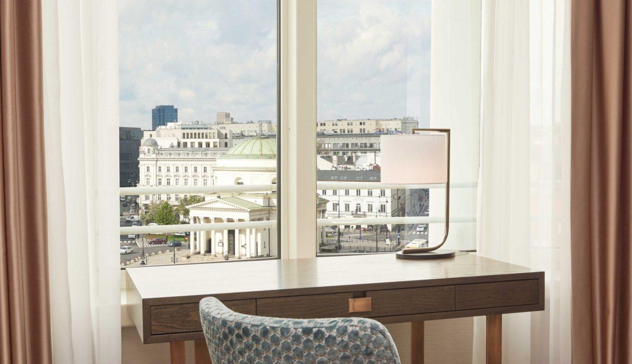 Sheraton Warsaw | A;ex Kravetz Design