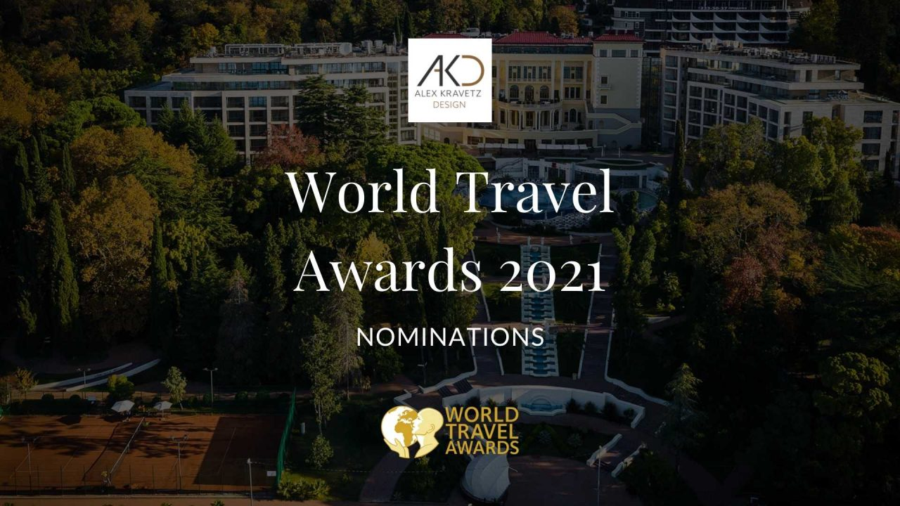 World Travel Awards 2021 video cover